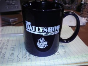 daily show mug